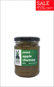SALE Mint Apple Chutney