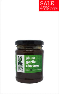 SALE Plum Garlic Chutney