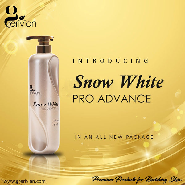 Grerivian SNOW WHITENING (Body Lotion ONLY) 250ML / 750ML - www.grerivian.com