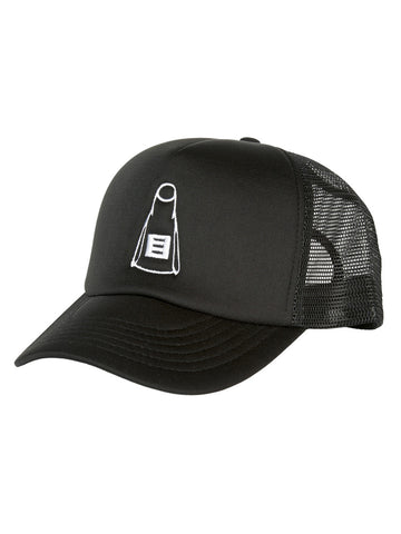 UV Colour Change Patch Logo Trucker Hat