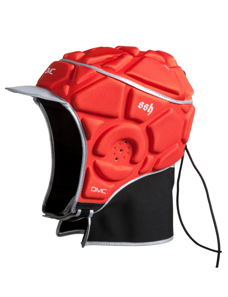 DMC Soft Surf Helmet - Red