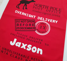 Personalised Santa Sacks