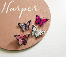 Butterfly Name Plaque