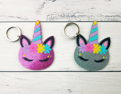 Unicorn Mini Bag Tags