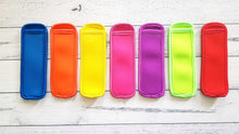 Personalised Icy Pole - Zooper Dooper Holders (Solid Colour)
