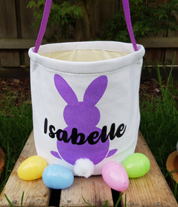 Easter Bunny Bags (Personalised)
