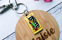 Bag Tag with MM's Charm