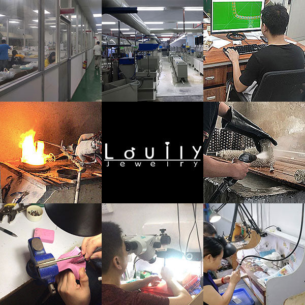 Louily Jewelry Handcrafted Image