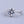 Louily Classic Round Cut 3-Pieces Wedding Set In Sterling Silver