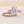 Louily Classic Rose Gold Oval Cut Wedding Ring Set In Sterling Silver