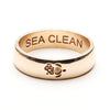 #SeaClean Ring (Bronze)
