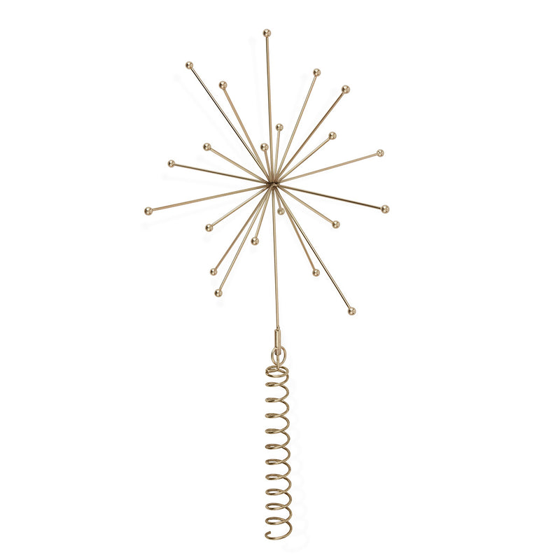OYOY Living Design - OYOY LIVING Christmas Topstar Christmas - Ornament 904 Brass