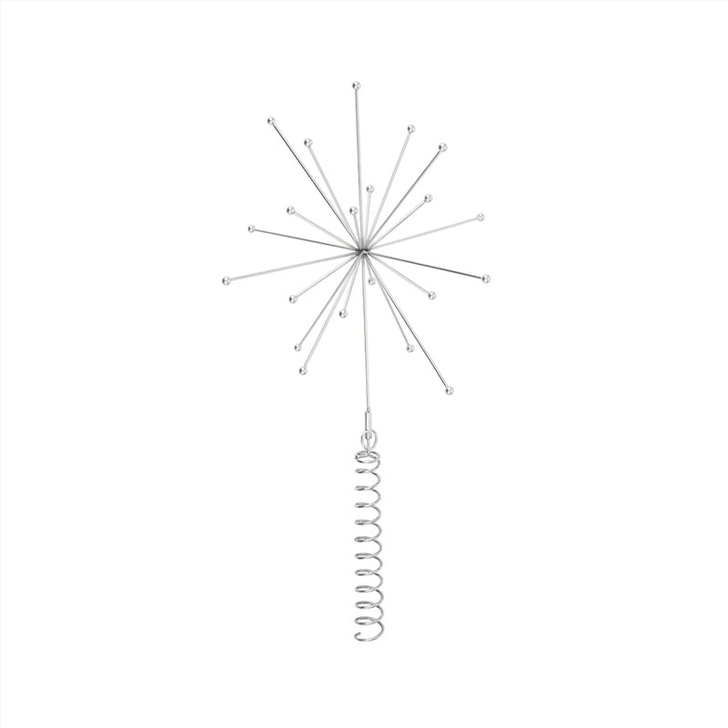 OYOY Living Design - OYOY LIVING Christmas Topstar Christmas - Ornament 905 Silver