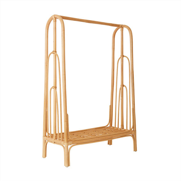 OYOY Living Design - OYOY MINI Clothes Rack Rainbow Mini furniture 901 Nature