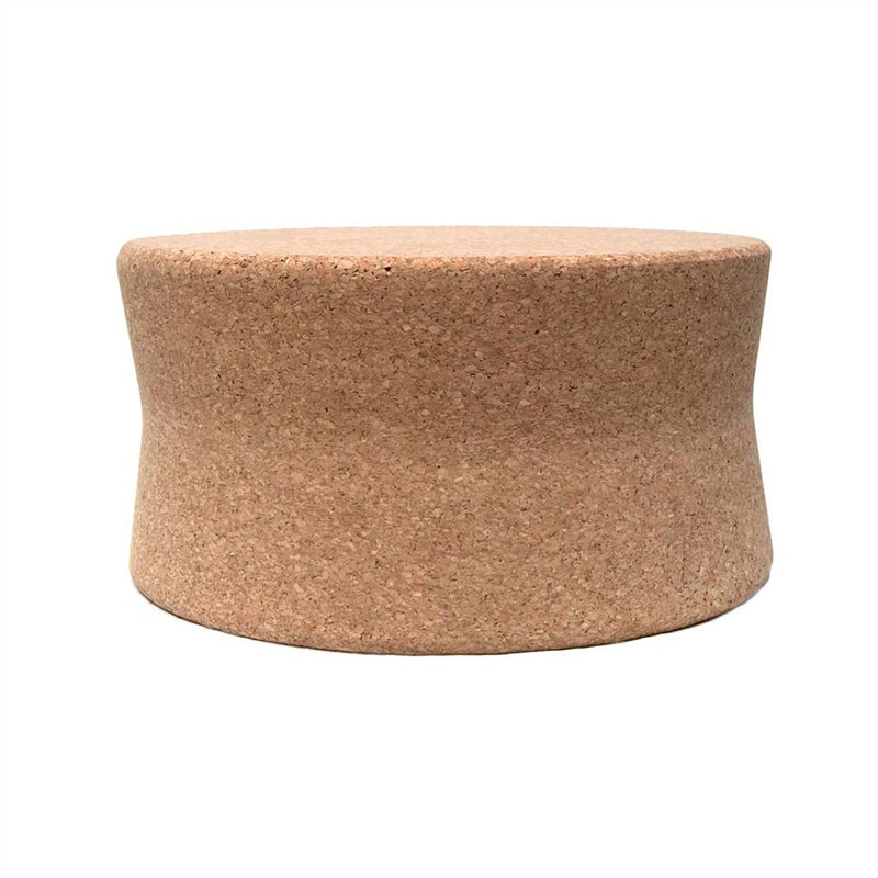 OYOY Living Design - OYOY LIVING Cork Trisse - Low Stool 901 Nature