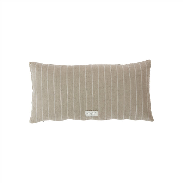 OYOY Living Design - OYOY LIVING Cushion Kyoto Long Cushion 306 Clay