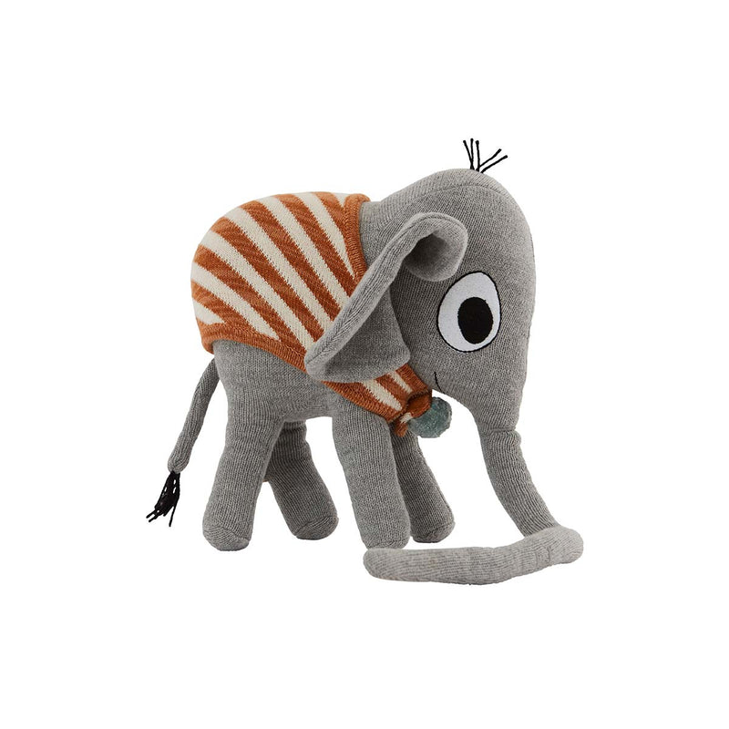 OYOY Living Design - OYOY MINI Elephant Henry Soft Toys 203 Grey
