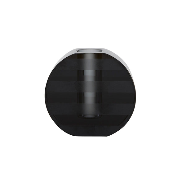OYOY Living Design - OYOY LIVING Graphic Candleholder Candleholder 201 Anthracite