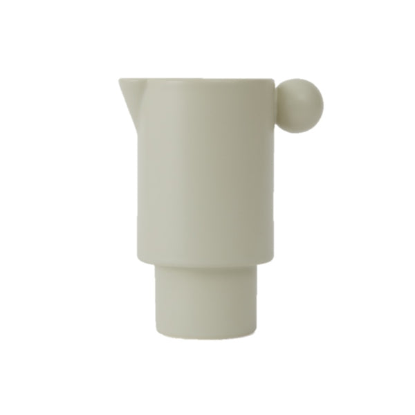 OYOY Living Design - OYOY LIVING Inka Milk Jug Dining Ware 102 Offwhite