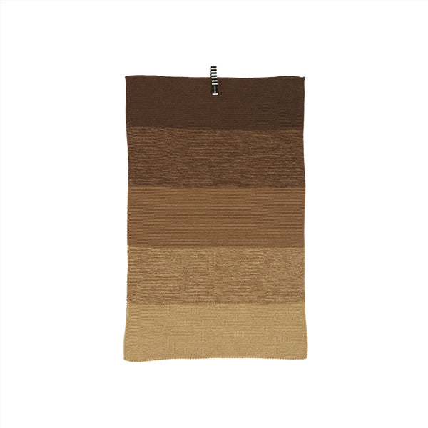 OYOY Living Design - OYOY LIVING Mini Towel Niji Dish Cloth & Mini Towel 301 Brown