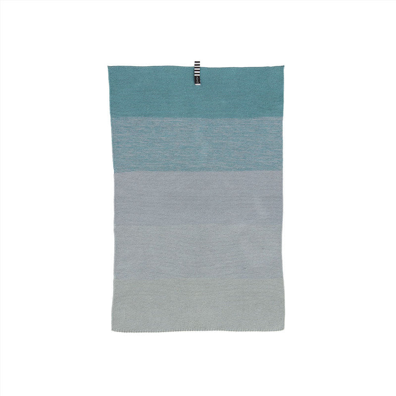 OYOY Living Design - OYOY LIVING Mini Towel Niji Dish Cloth & Mini Towel 601 Blue