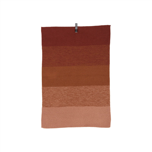 OYOY Living Design - OYOY LIVING Mini Towel Niji Dish Cloth & Mini Towel 308 Dark Caramel