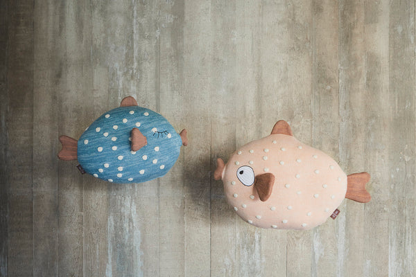 OYOY Living Design - OYOY MINI Ms. Ruth Cushion Soft Toys 404 Powder