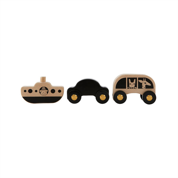 OYOY Living Design - OYOY MINI No Rush Wooden Toy 901 Nature