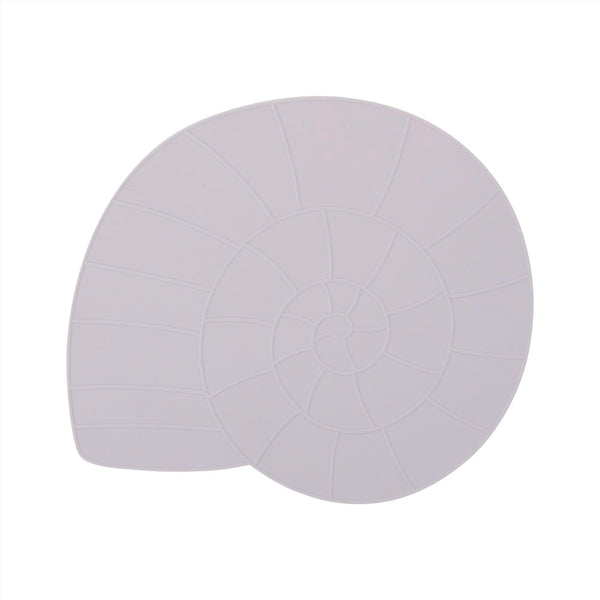 OYOY Living Design - OYOY MINI Placemat Nautilus Placemat 501 Lavender