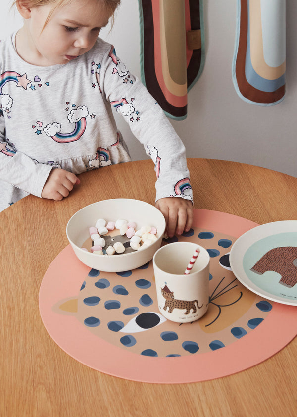 OYOY Living Design - OYOY MINI Rainbow Bib Accessories - Kids 402 Rose
