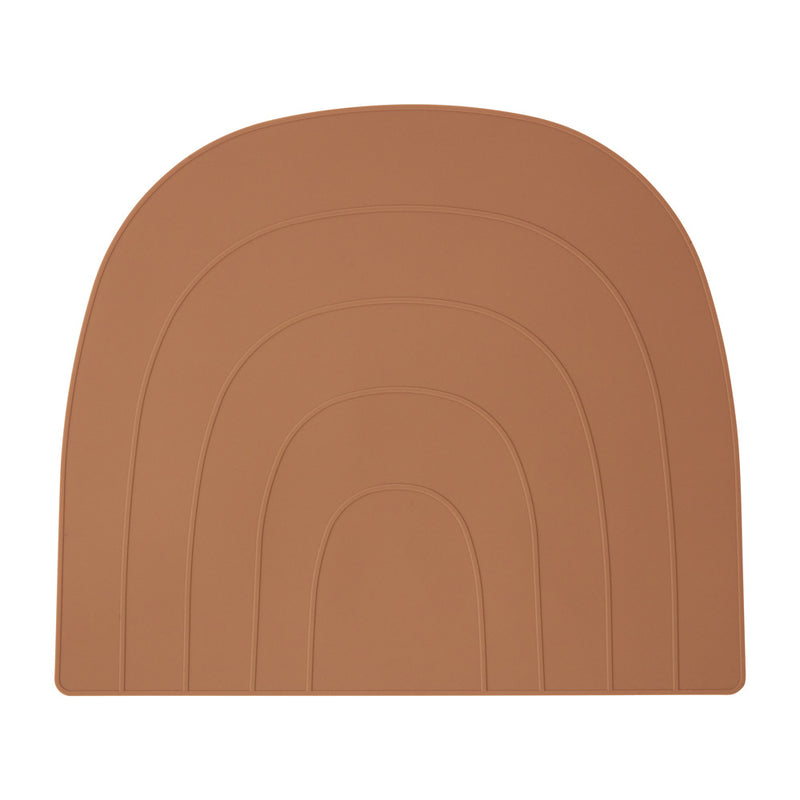 OYOY Living Design - OYOY MINI Rainbow Placemat Placemat 314 Fudge