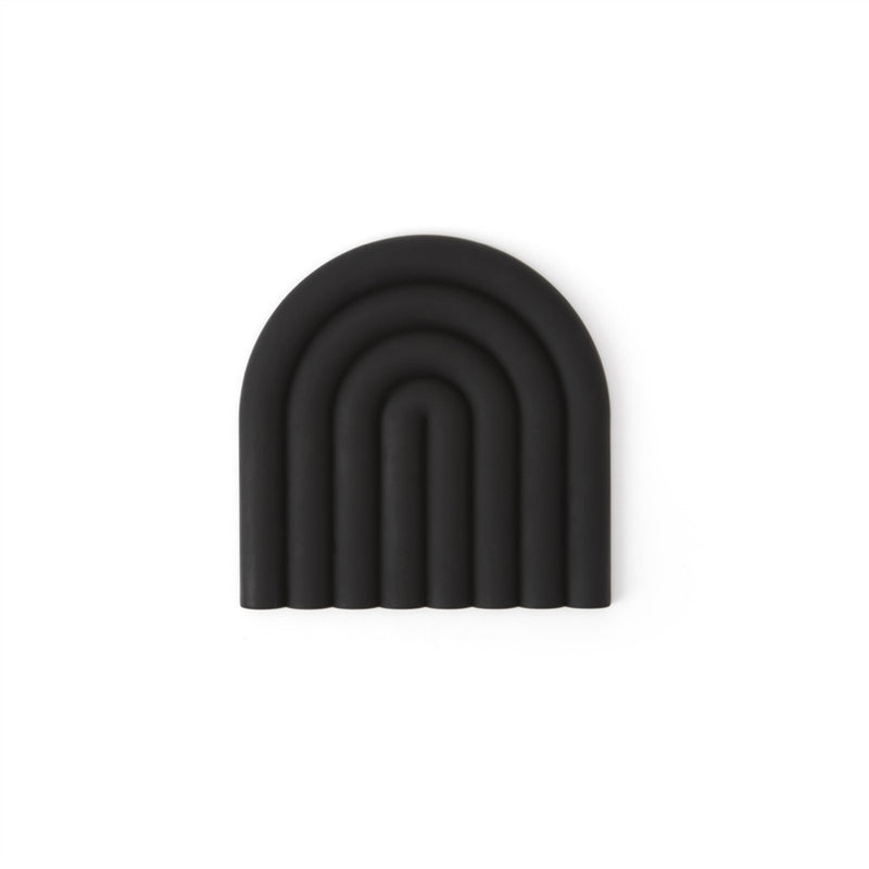 OYOY Living Design - OYOY LIVING Rainbow Trivet Coaster 206 Black
