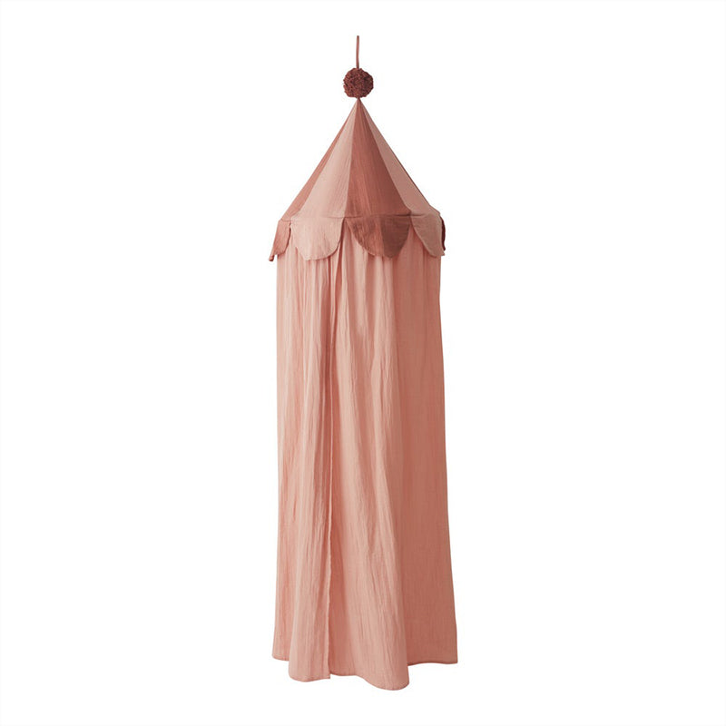 OYOY Living Design - OYOY MINI Ronja Canopy Mini Interior 402 Rose