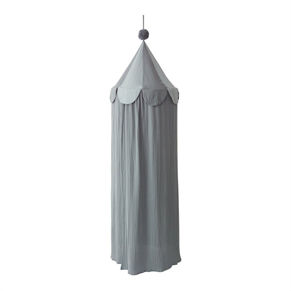 OYOY Living Design - OYOY MINI Ronja Canopy Mini Interior 601 Blue