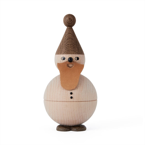 OYOY Living Design - OYOY LIVING Santa Claus Wooden Animal 901 Nature