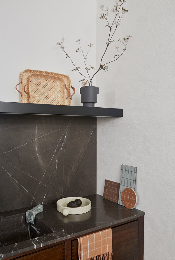 OYOY Living Design - OYOY LIVING Sporta Basket - Small Bread Basket 901 Nature