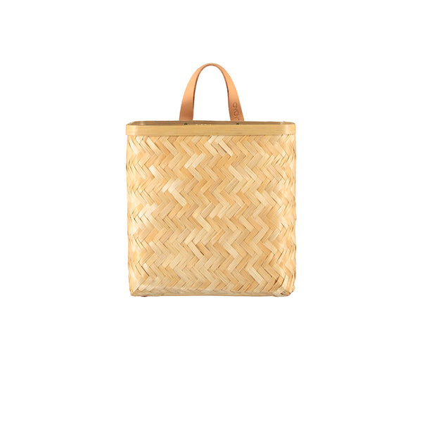 OYOY Living Design - OYOY LIVING Sporta Wall Basket Storage 901 Nature
