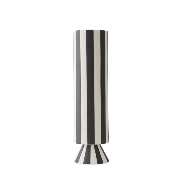 OYOY Living Design - OYOY LIVING Toppu Vase - High Vase 101 White