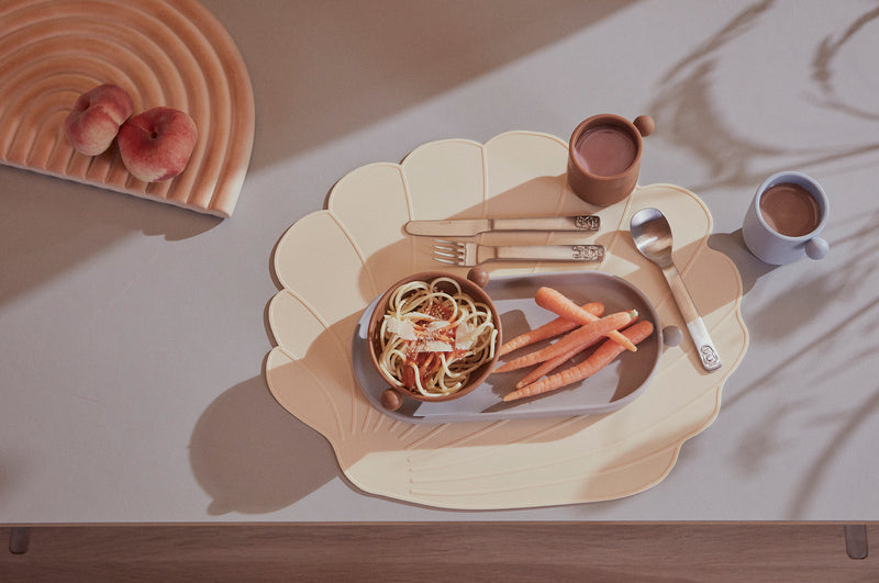 OYOY Living Design - OYOY MINI Tray Tiny Inka Dining Ware 306 Clay