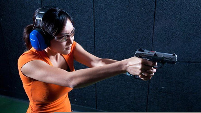 Women's Handgun and Self-Defense Fundamentals  (North Austin and Surrounding Areas)