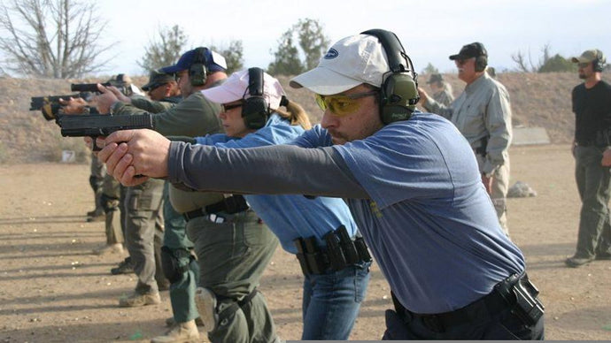 NRA Basics of Pistol Shooting (Instructor led)