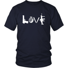 Load image into Gallery viewer, LOVE Men's Short Sleeve T-shirt -- Limited Edition