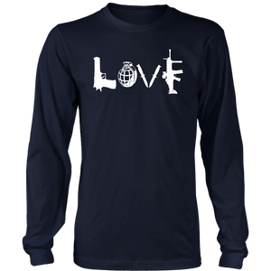 LOVE Women's Long Sleeve T-Shirt -- Limited Edition