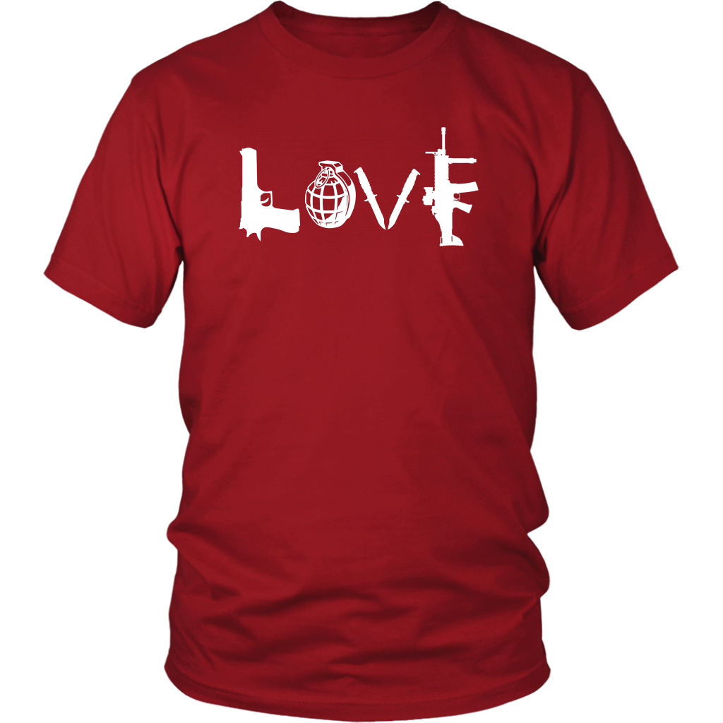LOVE Women's Short Sleeve Tee -- Limited Edition