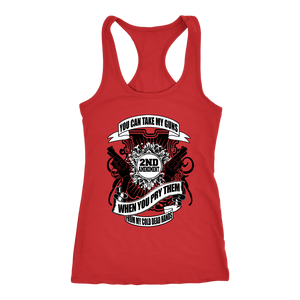 My Cold Dead Hands Y-Back Tee --Women's