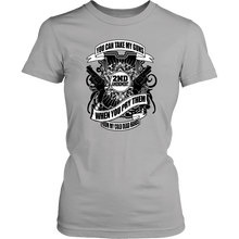 Load image into Gallery viewer, My Cold Dead Hands Tee -- Women's