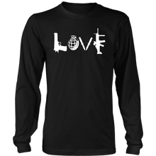 Load image into Gallery viewer, LOVE Women's Long Sleeve T-Shirt -- Limited Edition