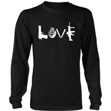Load image into Gallery viewer, LOVE Men's Long Sleeve T-shirt --Limited Edition