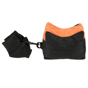 Front  and Rear Rifle Support Sandbag