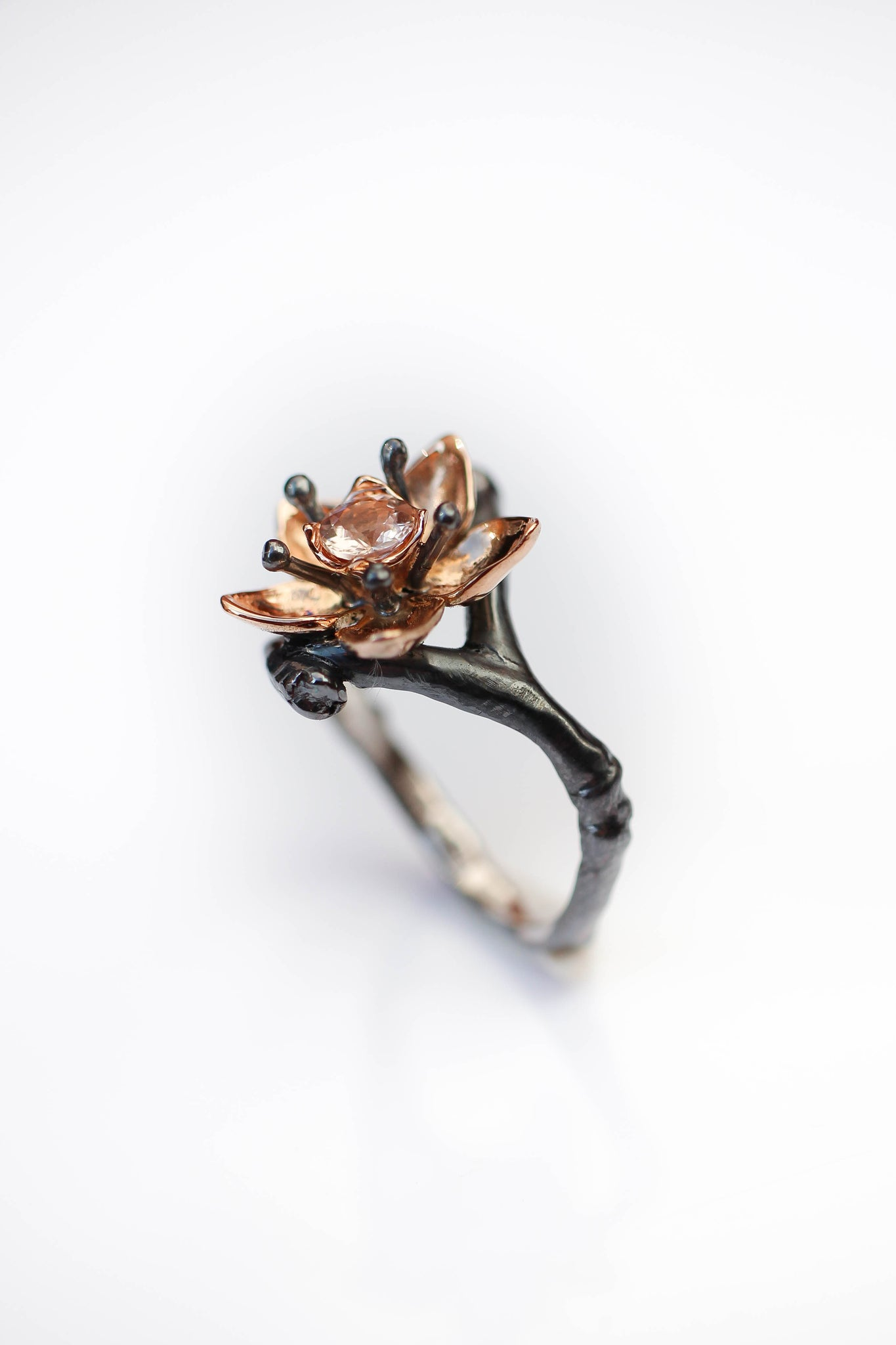 Deposit payment for apple blossom ring - Eden Garden Jewelry